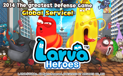 Download Game Android Gratis Larva Heroes Lavengers apk + obb