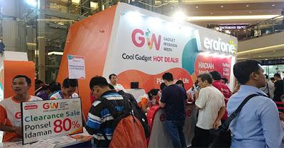 Acara GIW 2016 Menawarkan Gadget Murah Seharga Rp 175 Ribu