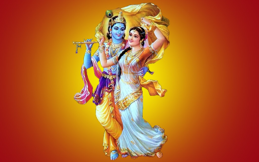 radha krishna pyar