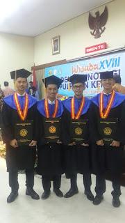 Empat Putra Pesisir Selesaikan Studi di ATPK Bandung