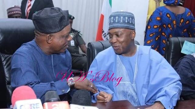 Secondus, Saraki: Why Atiku must emerge president in 2019