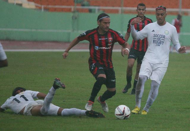 Bauger FC supera a Delfines del Este en inicio sexta jornada  LDF Banco Popular