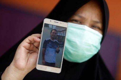 Más de mil personas estarían desaparecidas en Indonesia