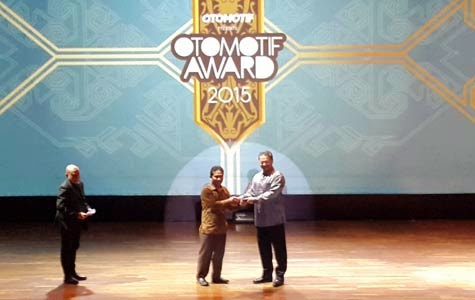 Honda HR-V Car of The Year Otomotif Award 2015