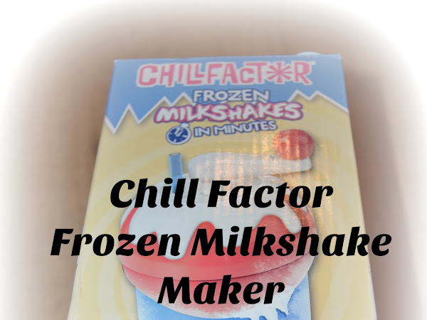 Chillfactor Frozen Milkshake Maker Review