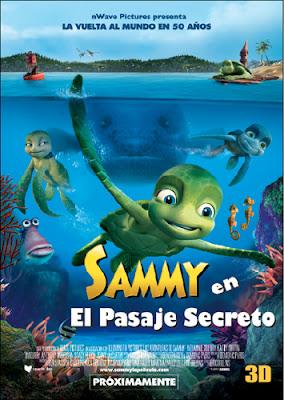 Sammy en el Pasaje Secreto – DVDRIP LATINO