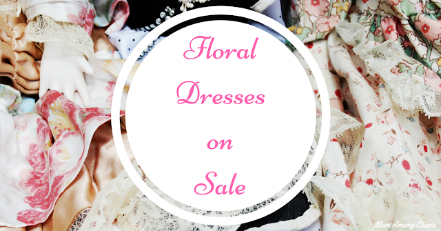 Floral Dresses on Sale, dress sale, women's dresses