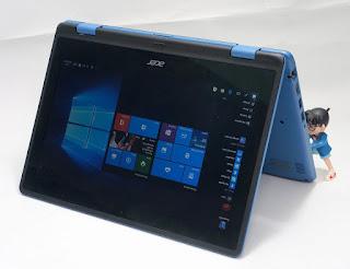 Acer R3-131T Bekas ( Tab - Laptop )