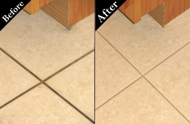 Regrout Kitchen Floor Ceramic
