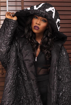 slaying looks from Tiwa Savage for 3 Thrones concert