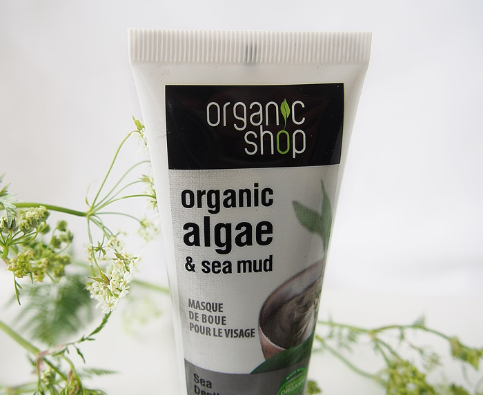 organic shop  kasvonaamio