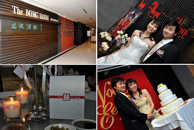 wedding at ming room