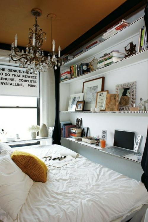 Decorar dormitorios peque os dormitorios con estilo - Decorar un dormitorio ...