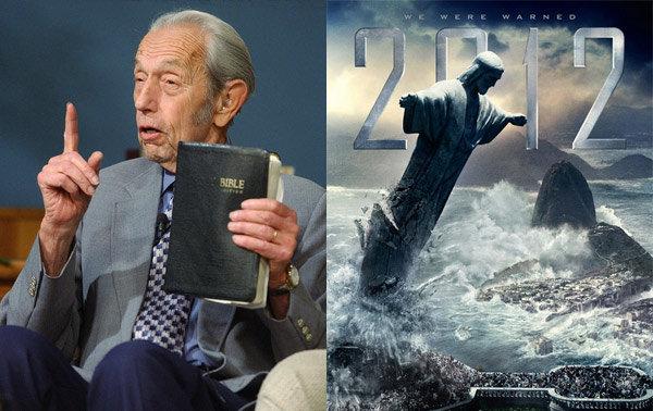 Harold Camping explica sobre sus profecías fallidas del fin del mundo