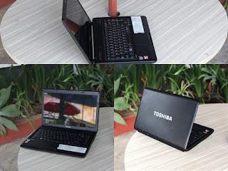 laptop bekas toshiba c640d amd