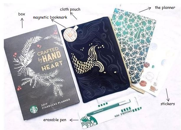 Crafted By Hand And Heart 2017 Starbucks The Siren