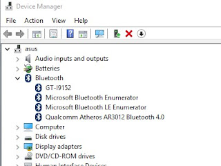 Bluetooth yang Tidak Berfungsi di Windows 8.1 dan Windows 10