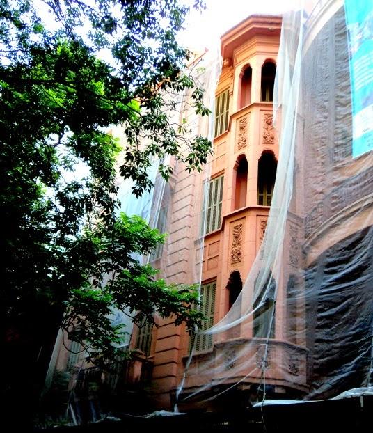 Casa de Cultura Mario Quintana, em Porto Alegre