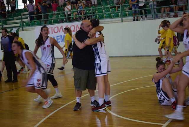 ΤΣΟΤΥΛΙ-Πανελλήνιο Νεανίδων-Πρωταθλητής Ελλάδας ο Πρωτέας Βούλας