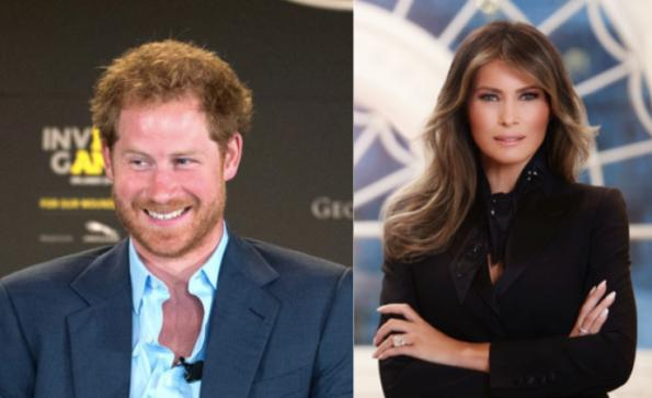 Prince Harry to hold bilateral talks with Melania Trump and Justin Tredeau in Canada