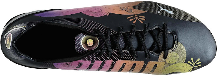Puma launched 500 limited editions of the new Puma evoSPEED 1.3 Africa  Soccer Boot 1681f5b46