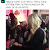 Sorry Tiffany You Can't Sit With Us - Donald Trump's Daughter Snubbed At Fashion Show In New York