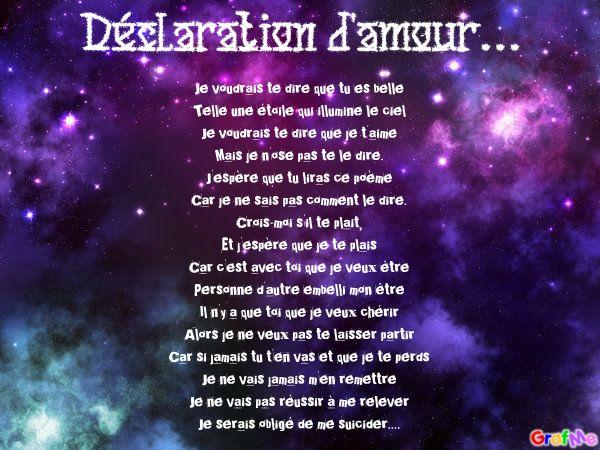 Mes Poèmes 2ème Poème