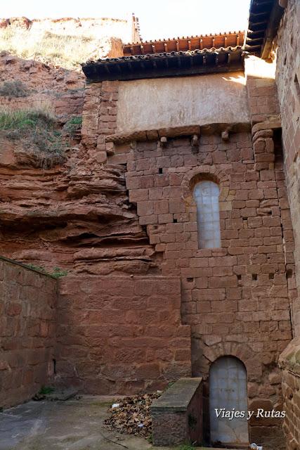 Monasterio de Santa María la real de Nájera. La Rioja