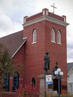 Christ Episcopal Church, Lead, South Dakota
