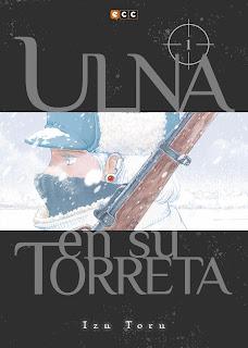 """Reseña de """"Ulna en su Torreta"""" de Izu Toru - ECC Ediciones"""