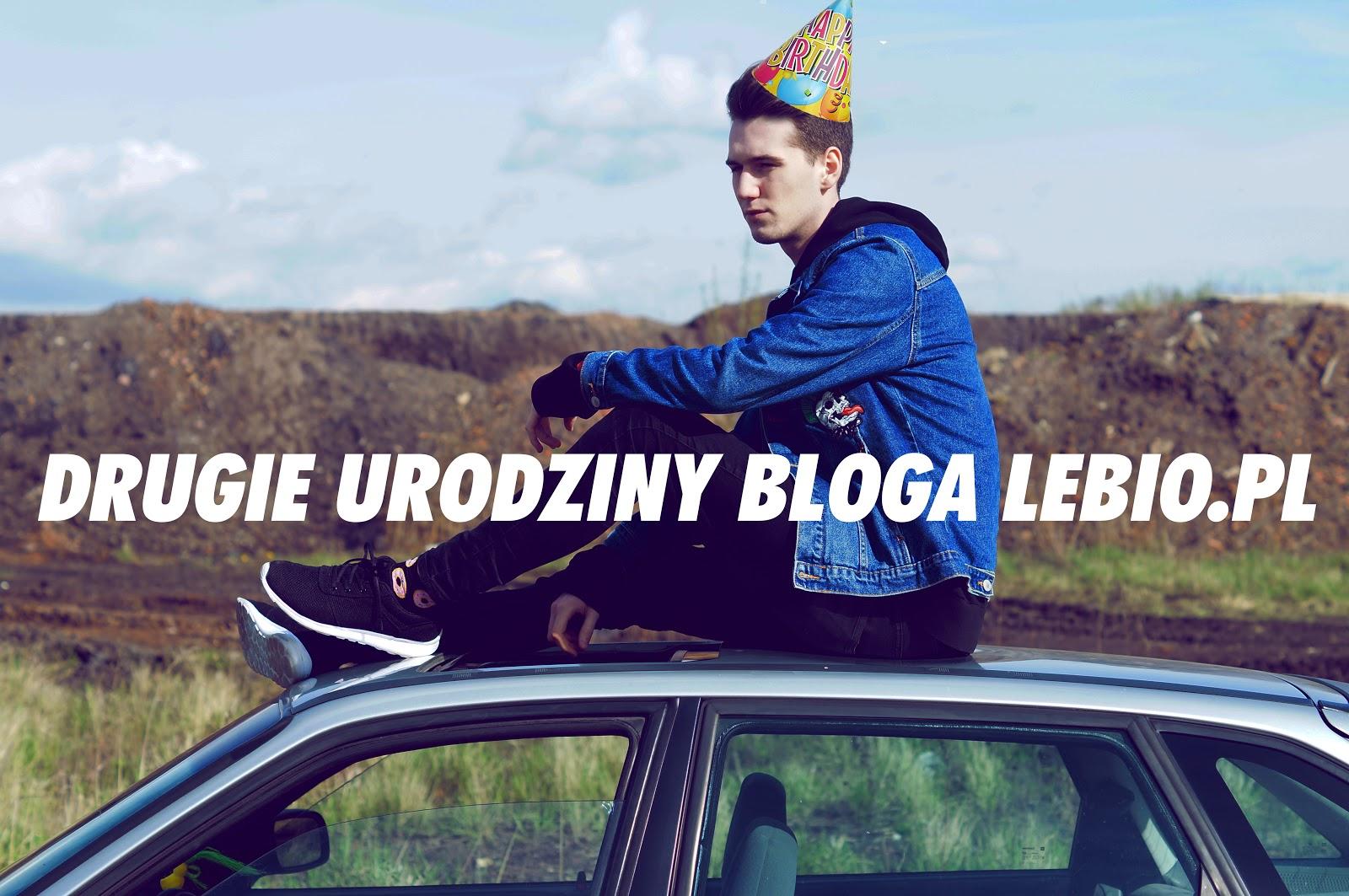 Drugie urodziny bloga Lebio.pl