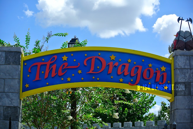 The Dragon, Kingdoms