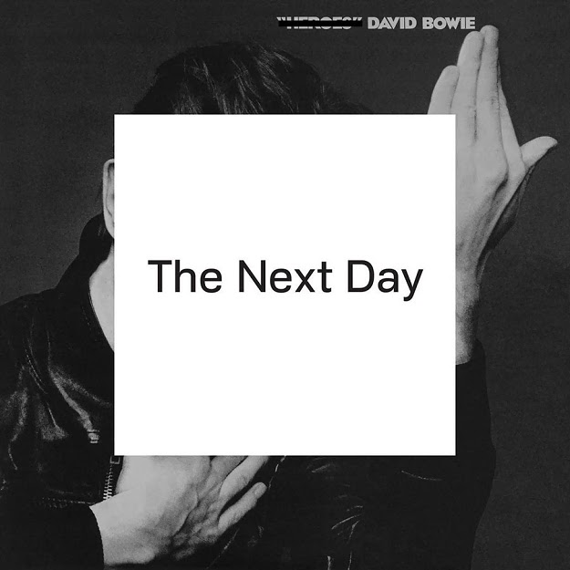 Albums Of The Year 2013 - David Bowie - The Next Day