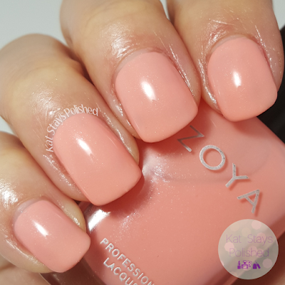 Zoya Petals 2016 - Tulip | Kat Stays Polished
