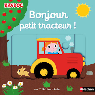Bonjour petit tracteur ! ~ Nathalie Choux
