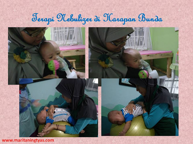 Nebulizer di Harapan Bunda Baby Massage Center Semarang