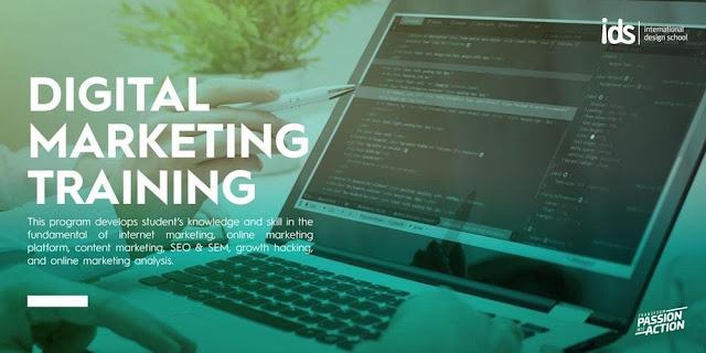Belajar Online Marketing Hanya di IDS Education