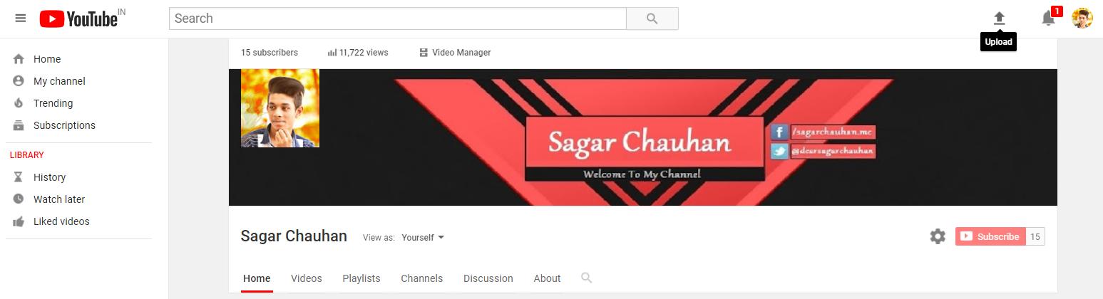 YouTube Me Videos Upload Kaise Kare
