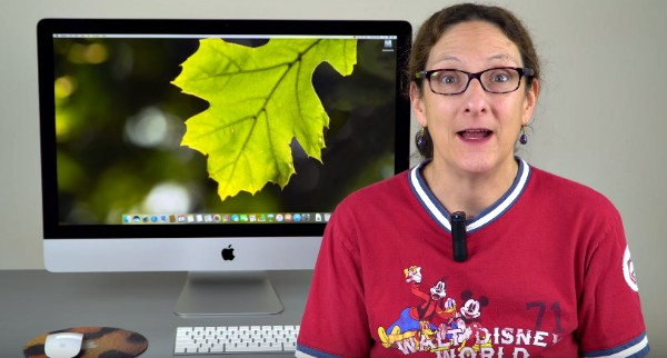 "Lisa Gade And The 2017 27"" iMac"