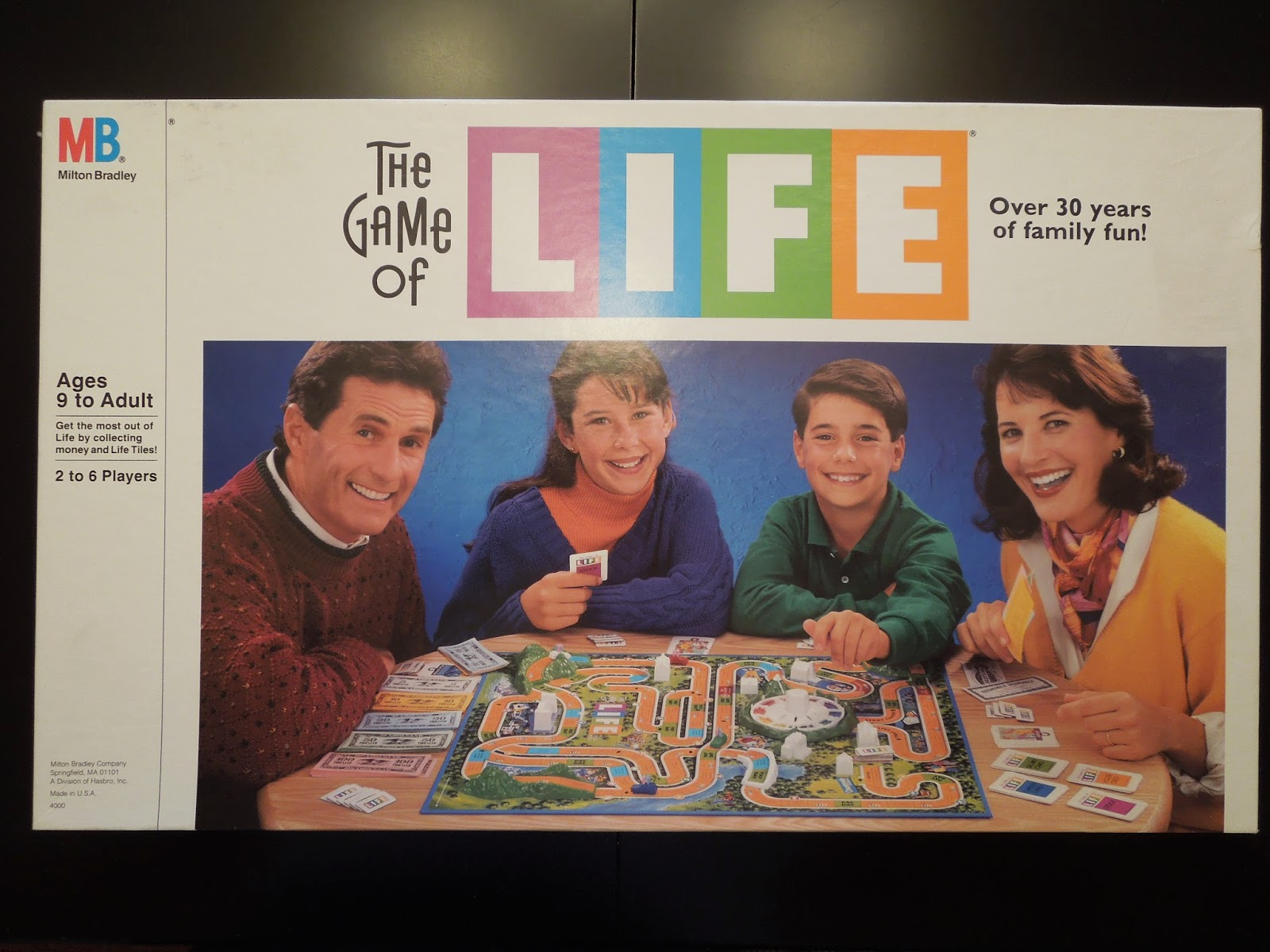 The Game of Life: Playing for Fun