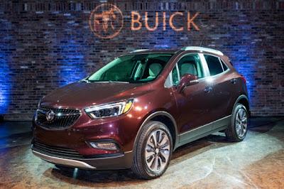 Buick Encore 2019, prix et date de sortie