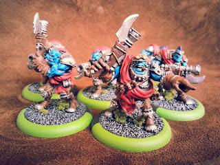 trollkin scattergunners