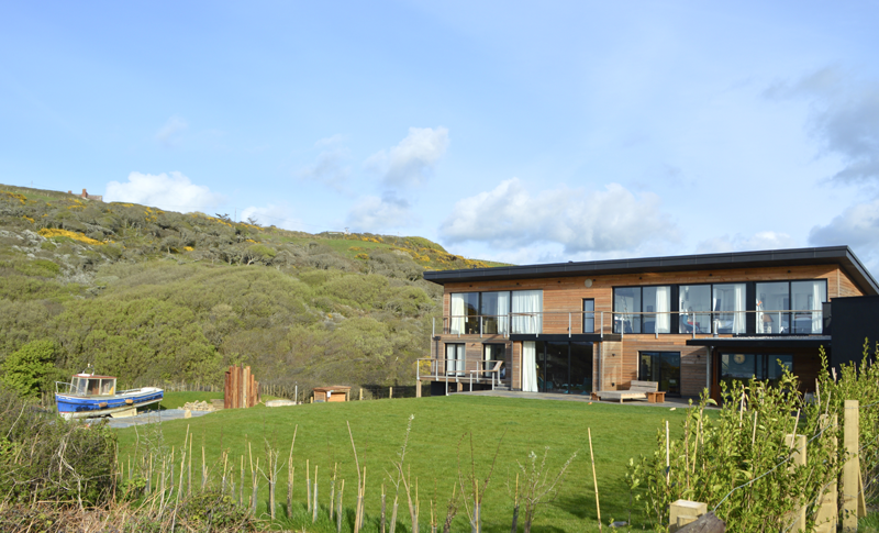 Barford, Cornwall - luxury holiday rental for families and big groups