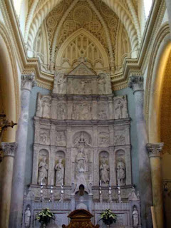 interior matriz erice guia portugues - Trapani, o sal e o vinho.