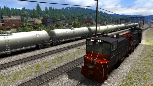 Download Train Simulator 2014 PC Games Gameplay