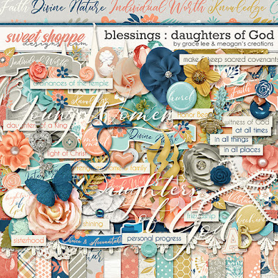 Blessings: Daughters of God