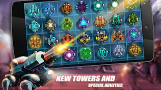 Tower Defense: Invasion Apk Mod v1.8 Terbaru