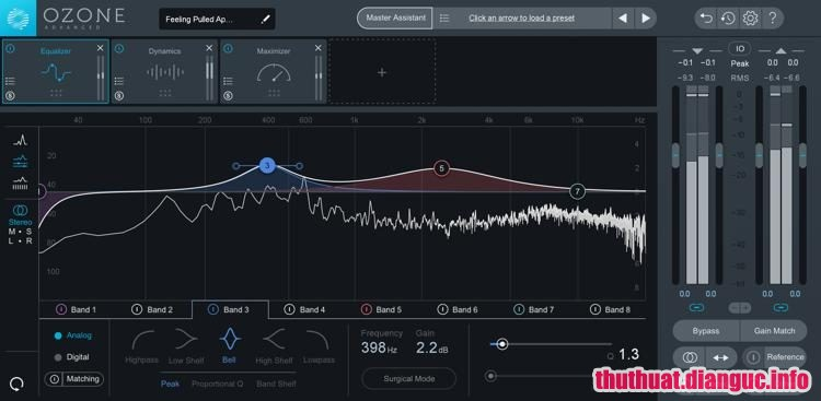 Download iZotope Ozone Advanced 8.02 Full Cr@ck