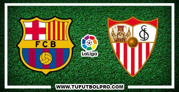 Ver Barcelona vs Sevilla EN VIVO Por Internet Hoy 5 de Abril 2017