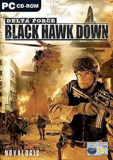 Game Delta Force Black Hawk Down